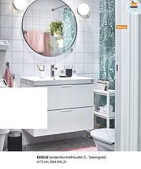 Ekoln tandenborstelhouder-Huismerk - Ikea