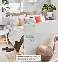 Nymåne staande-leeslamp-Huismerk - Ikea
