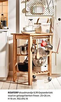Risatorp draadmandje-Huismerk - Ikea