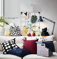 Tjena doos met deksel-Huismerk - Ikea