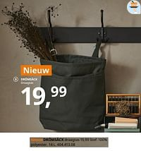 Drömsäck draagtas-Huismerk - Ikea