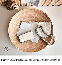 Hultet schaal-Huismerk - Ikea