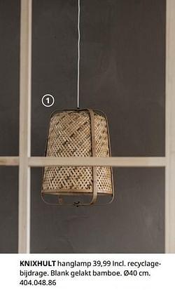Knixhult hanglamp