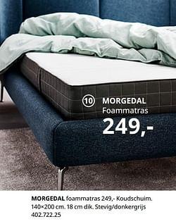 Morgedal foammatras