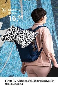 Starttid rugzak-Huismerk - Ikea
