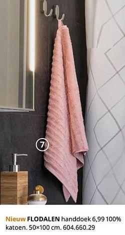 Flodalen handdoek