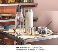 Ikea 365+ waterfles-Huismerk - Ikea