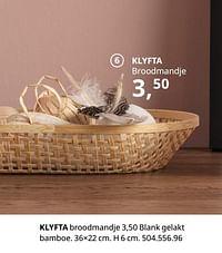 Klyfta broodmandje-Huismerk - Ikea