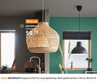 Misterhult hanglamp-Huismerk - Ikea