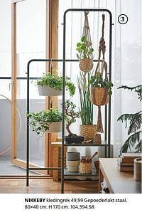 Nikkeby kledingrek-Huismerk - Ikea