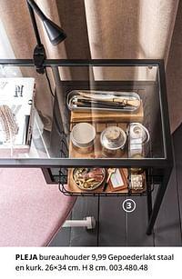 Pleja bureauhouder-Huismerk - Ikea