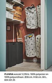 Plumsa waszak-Huismerk - Ikea