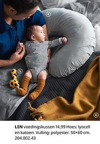 Len voedingskussen-Huismerk - Ikea