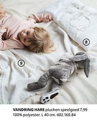 Vandring hare pluchen speelgoed-Huismerk - Ikea