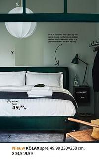 Kölax sprei-Huismerk - Ikea