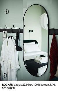 Rockön badjas-Huismerk - Ikea