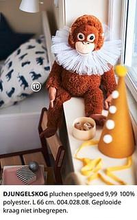 Djungelskog pluchen speelgoed-Huismerk - Ikea