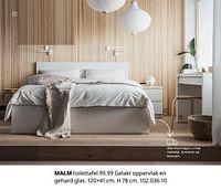 Malm toilettafel-Huismerk - Ikea