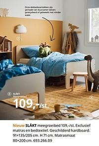 Släkt meegroeibed-Huismerk - Ikea