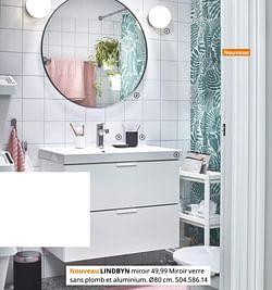 Lindbyn miroir