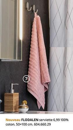 Flodalen serviette