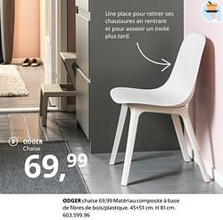 Odger chaise