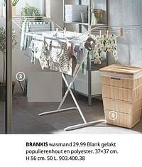 Brankis wasmand-Huismerk - Ikea
