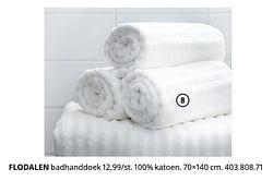 Flodalen badhanddoek