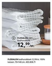 Flodalen badhanddoek-Huismerk - Ikea