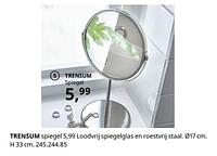 Trensum spiegel-Huismerk - Ikea