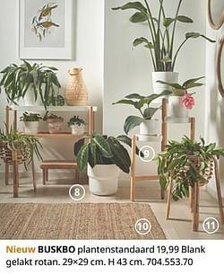 Buskbo plantenstandaard