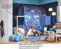 Kura keerbaar bed-Huismerk - Ikea