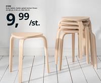 Kyrre kruk-Huismerk - Ikea