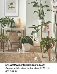 Satsumas plantenstandaard-Huismerk - Ikea