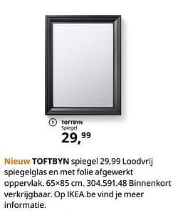 Toftbyn spiegel