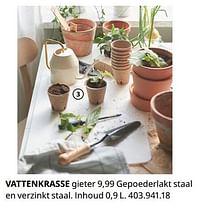 Vattenkrasse gieter-Huismerk - Ikea