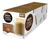 Nescafé Capsules Dolce Gusto café au lait decaffeinato - 3 dozen-Nescafe
