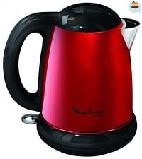 Moulinex waterkoker Subito Winered BY5405 - 1,7 l-Moulinex