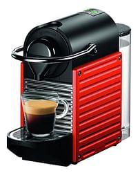 Krups Espressomachine Nespresso Original Pixie XN304510 rood/zwart-Krups