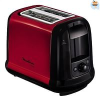 Moulinex Broodrooster Subito winered LT260-Moulinex