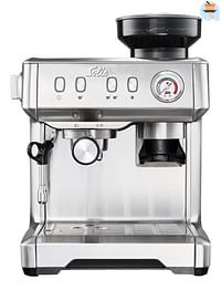 Solis Espressomachine Grind & Infuse Compact Type 1116 inox-Solis