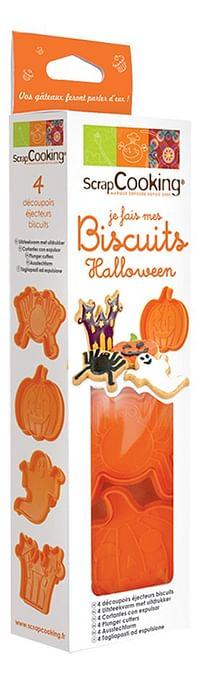 Scrap Cooking Uitsteekset Kit Halloween-Scrapcooking