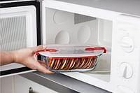 Pyrex Ovenschaal/rechthoekige bewaardoos Cook & Heat L 23 x B 15 cm-Pyrex