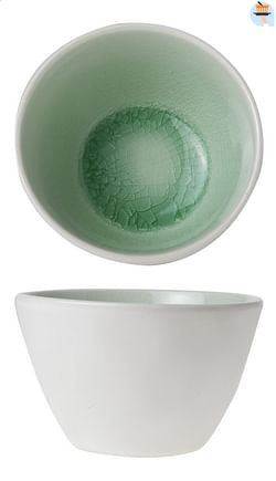Cosy & Trendy 4 kommetjes Spirit Green Ø 10,5 cm