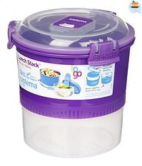 Sistema Lunchbox To Go Stack 0,965 l-Sistema