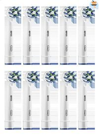 Oral-B Vervangborstel CrossAction EB50 - 10 stuks-Oral-B