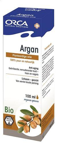 Orca Plantaardige olie argan 100 ml-Orca