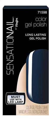 SensatioNail Gel Polish Blue Yonder-Sensationail