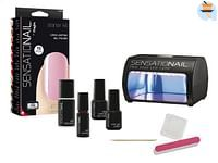 SensatioNail Starterkit Pink Chiffon-Sensationail