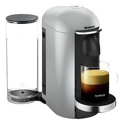 Krups Machine à espresso Nespresso Vertuo Plus XN900E10 argenté